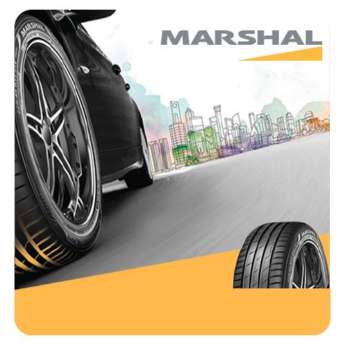 Marshal, Neumático de Alta calidad a precio conveniente.